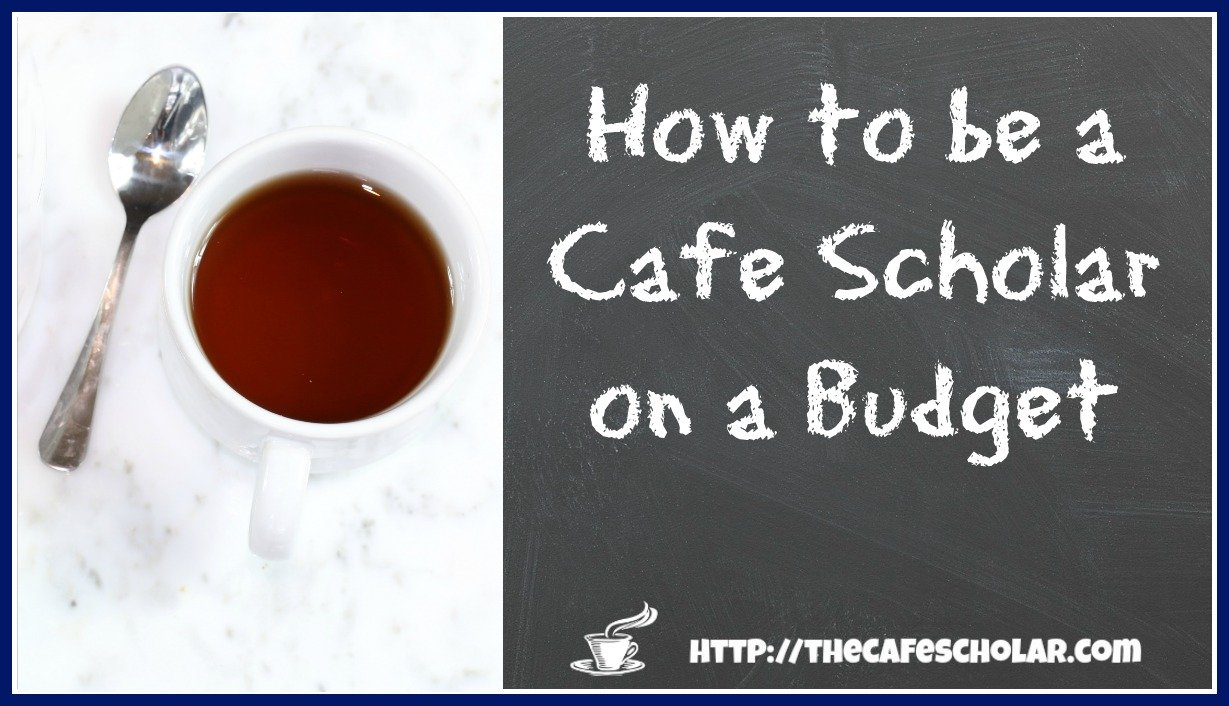 Study in Cafes on a Budget