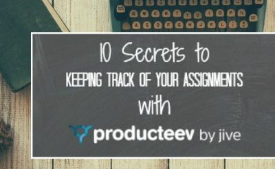 10 Secrets to Keep Track of your Assignments
