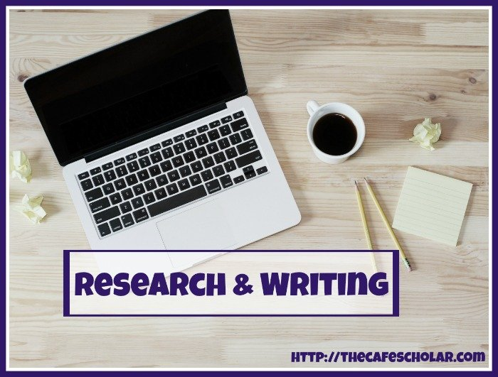 Writing research papers in graduate school