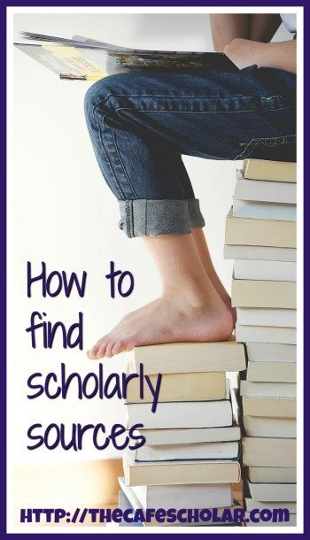 How to Find Scholarly Sources for your Research Paper