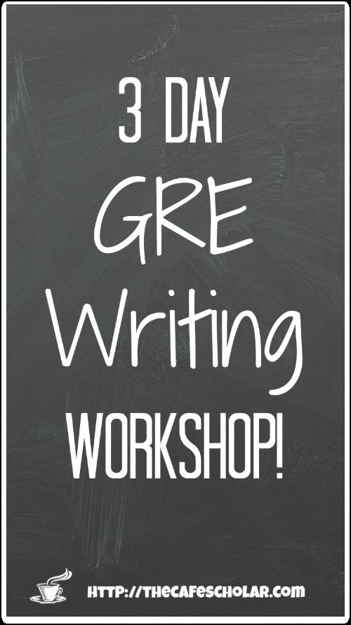 gre writing assessment