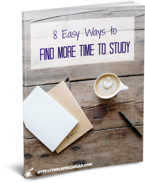 Need more time to study? Here are 8 easy ways to find more time to study, without sacrificing sleep, family, or friends.
