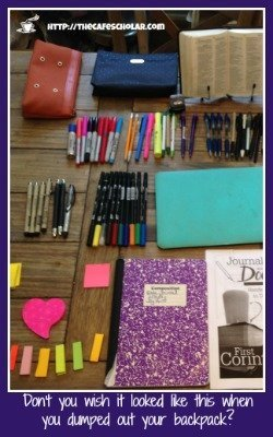 The Ultimate Back to College School Supplies List! » The Cafe Scholar