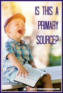 How do you know if a source is a primary source or secondary source? | https://thecafescholar.com