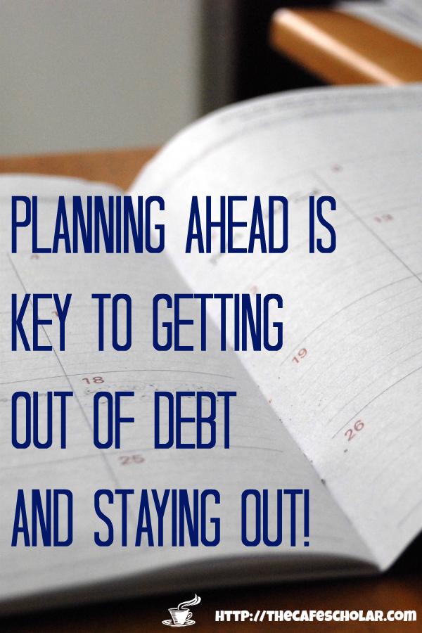Meet your calendar: your new best friend for destroying credit card debt. http://thecafescholar.com