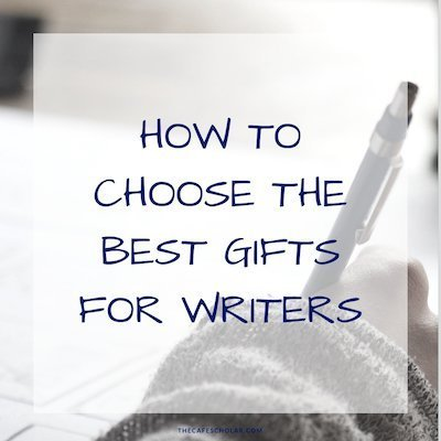 I asked 18 writers for recommendations on the best gifts for writers! #christmas #birthday #amwriting - https://www.thecafescholar.com